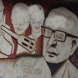 Homenaje a un demócrata, Salvador Allende