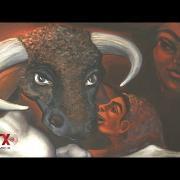 El Minotauro, hombre toro derrotado por el amor